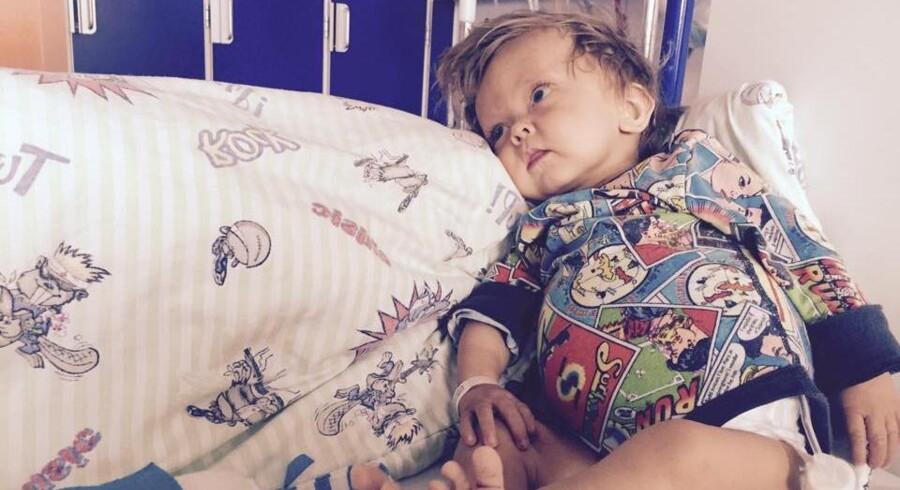 Den 16. marts 2016 døde Finn. Han blev et år og syv måneder, men mistede livet til en sjælden sygdom, der betød, at han skulle have en ny lever.