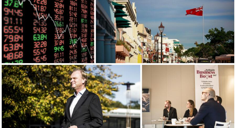 FOTOs: Øverst tv. Shutterstock, øverst th. Drew Angerer, nederst tv. og th. Asger Ladefoged