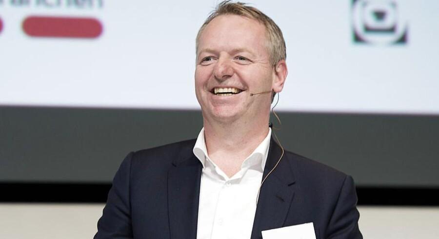 Topchefen i SE-koncernen, Niels Duedahl