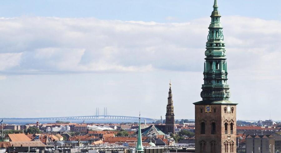 Det er på tide at komme ud af de fordomsfulde forestillinger om hovedstaden som en konkurrent til udkantsdanmark. Hovedstadsområdet kan være en vækstmotor for hele Danmark.