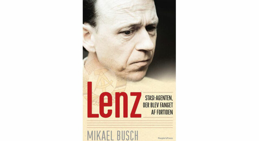 »Lenz« af Mikael Busch
