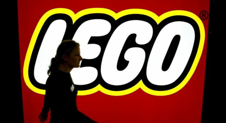 Lego kan ikke længere prale af at være verdens stærkeste brand, viser en ny opgørelse. Foto: DANIEL KARMANN