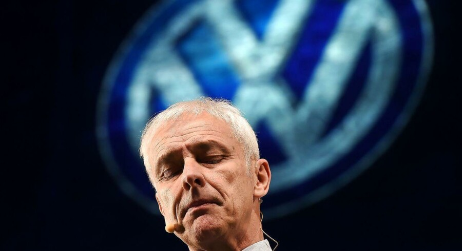 Matthias Mueller, Volkswagen.