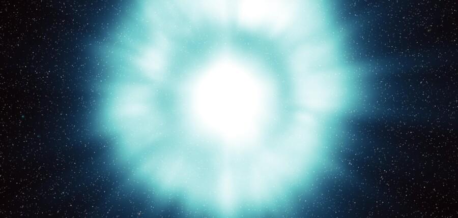 Teorien om at universet blev skabt for næsten 14 milliarder år siden ud af et enkelt punkt, der udvidede sig med ubegribelig hast, er den måske mest dristige, der nogensinde er undfanget. Illustration: ESA/ECF