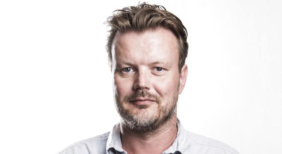 Fredensborg er klummeskribent på Berlingske.