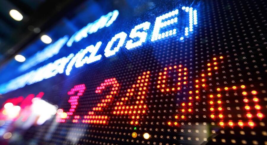De amerikanske aktier sluttede i positivt terræn onsdag, og ikke mindst Dow Jones viste fine takter, da indekset let bankede over 23.000-niveauet og satte rekord. Det skete på ryggen af stærke tal fra IBM.