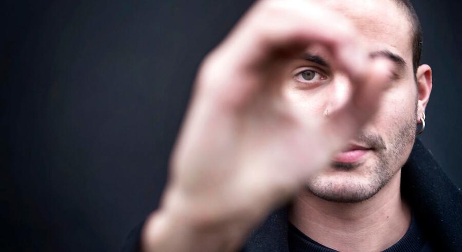 Alex Vargas har allerede inden udsendelsen af debutalbummet haft pæn succes uden for Danmarks grænser.
