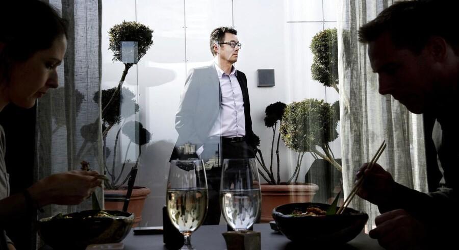 Kim Rahbek Hansen er adm. dir. for Sticks'n'Sushi, som kapitalfonden Maj Invest Equity har købt knap halvdelen af.