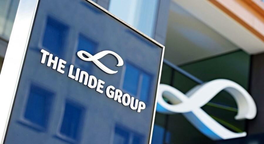 The Linde Group.