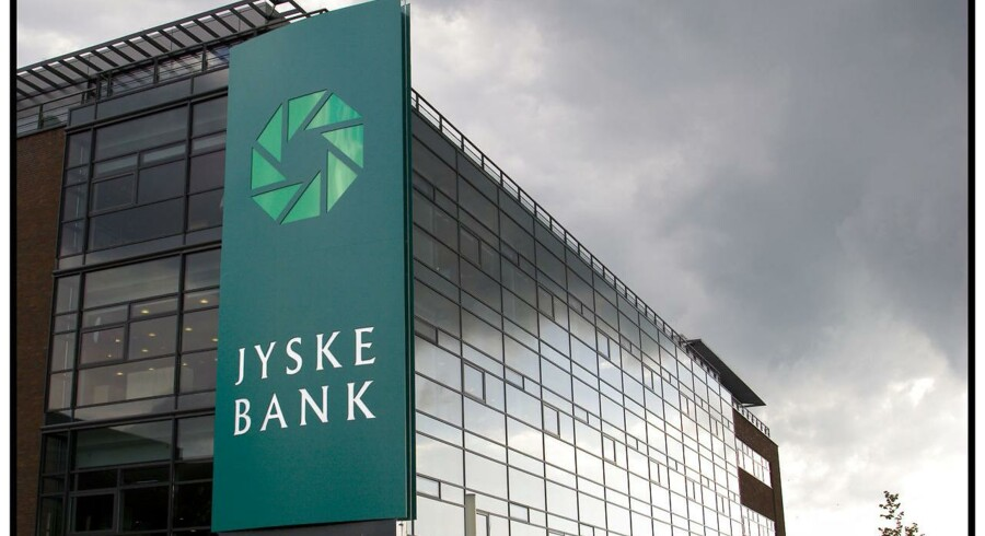Arkivfoto. Jyske Bank: To direktører går på pension - hyrer bestyrelsesmedlem (Foto: Torben Christensen/Scanpix 2012)