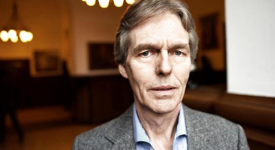 Jørn Vestergaard. ARKIVFOTO.
