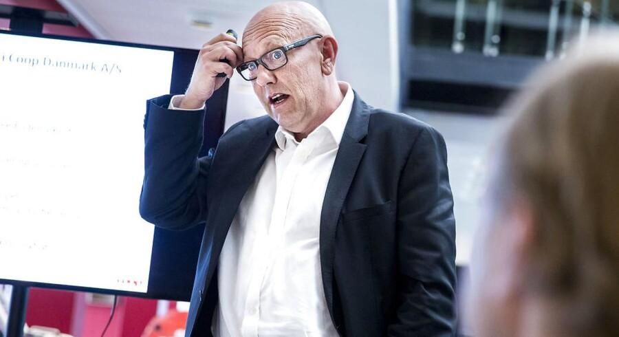 Coops adm. dir. Peter Høgsted fortæller om et rigtig dårligt 2016.