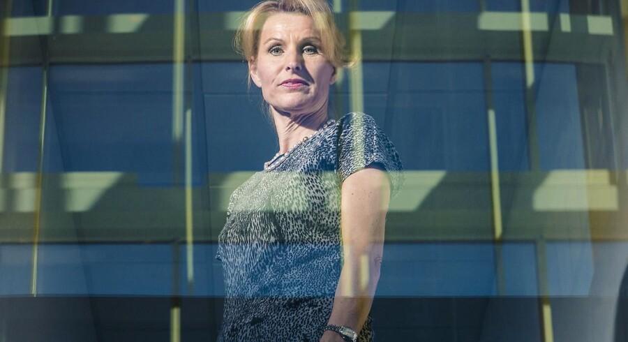 - Det er en god aftale, som samlet set vil styrke væksten i erhvervslivet, siger direktør i Dansk Industri, Tine Roed.