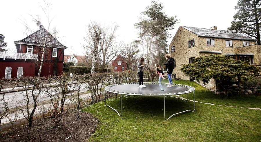 Mange danskere benyttede oktober til at få regnet på deres boliglån.