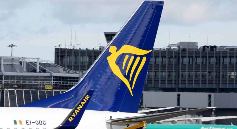 Lavprisselskabet Ryanair er nu klar til at anerkende de fagforeninger, som truer med at strejke fra i dag.