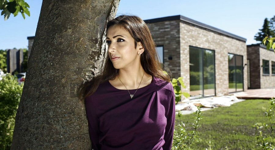 Seniorøkonom i Realkredit Danmark, Sonia Khan