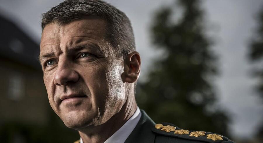 Tidligere forsvarschef Peter Bartram bliver ny næstformand for JP/Politikens Hus, når Jørgen Ejbøl udtræder ved koncernens generalforsamlingen 27. februar 2017.