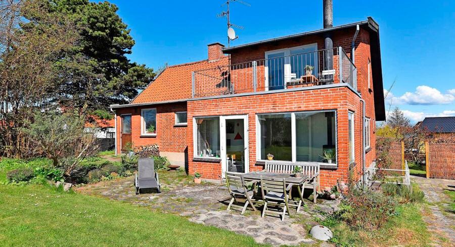 Klassisk, rød murstensvilla i Helsingør, 45 min. fra Nørreport