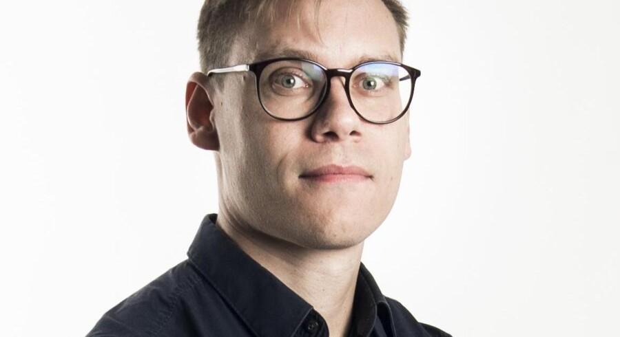 Lasse Marker. Foto: Anne Bæk