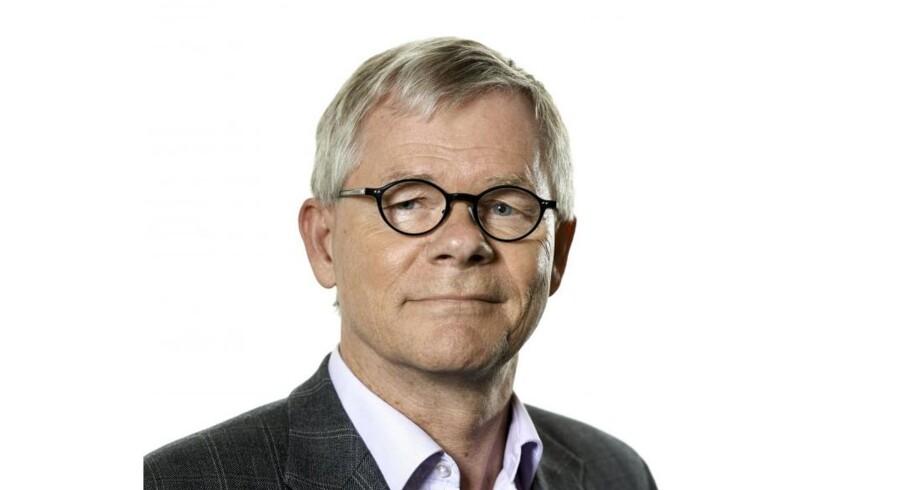 Frank Erhardt Andersen, uddannelseskonsulent i Arbejdsgiverne