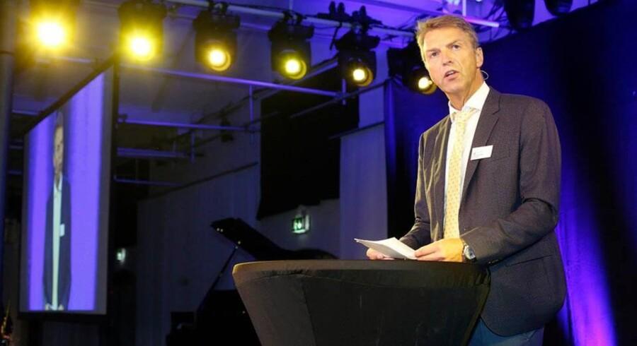 Formand for Skolelederforeningen Claus Hjortdal.