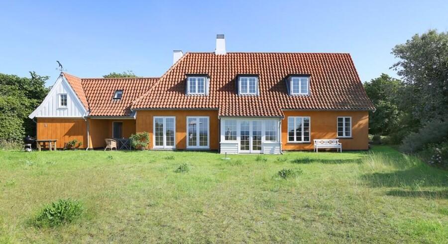 I Tisvildeleje er et fritidshus blevet solgt for 22 millioner kr.