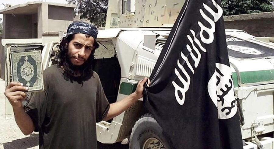 IS-lækket er »fantastisk«, siger antiterrorchef