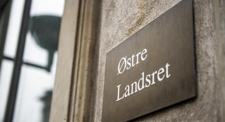 """Arkivfoto. Østre Landsret godkender fogedforbud mod JP/Politikens Hus, som Københavns Byret en sen nat i oktober nedlagde i sagen om bogen """"Syv år for PET""""."""