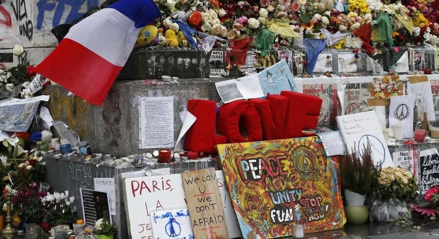 En fransk journalist har infiltreret det radikaliserede miljø i Frankrig. (arkivfoto)