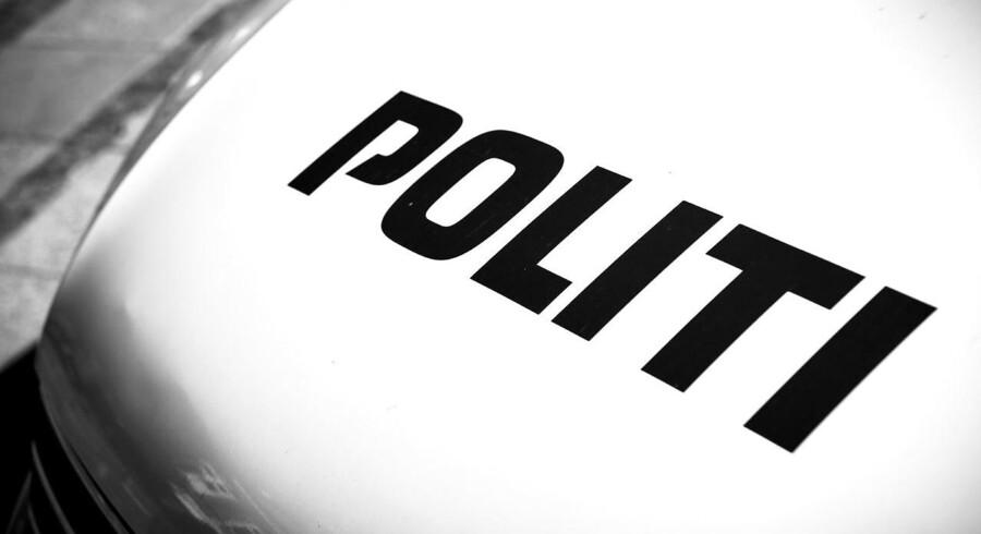 Arkivfoto. To mænd blev anholdt torsdag med våben på sig. Det var henvendelser fra borgere, der førte til anholdelserne.