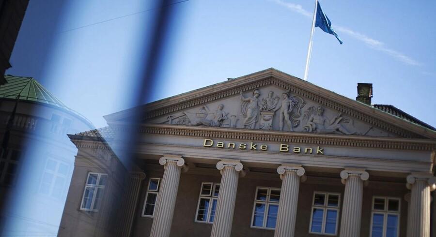 Danske Bank har lanceret en strivbe nye banklån med fast rente.