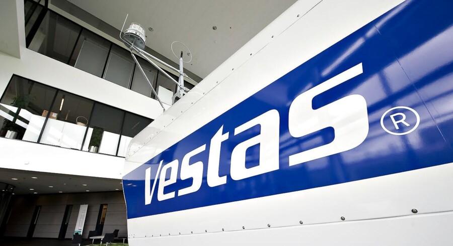 Vestas var igen i 2017 den største leverandør af vindmøller i USA.