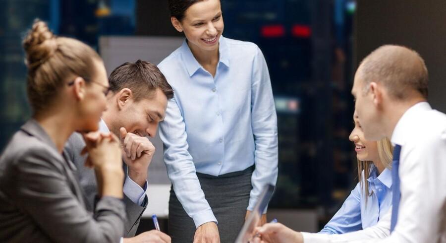 Forskellige sprog egner sig nemlig til forskellige situationer og fremkalder forskellige reaktioner hos dine medarbejdere, medledere eller samarbejdspartnere.