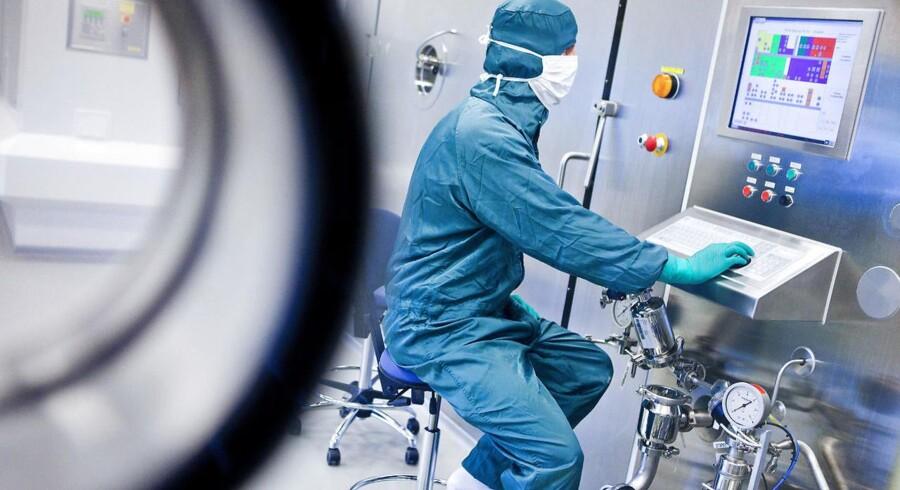 Novo Nordisk er et af tre medicinalselskaber, der sagsøges af en gruppe patienter ved en domstol i USA for at have koordineret priserne på medicin, skriver Reuters.. (Foto: Søren Bidstrup/Scanpix 2017)
