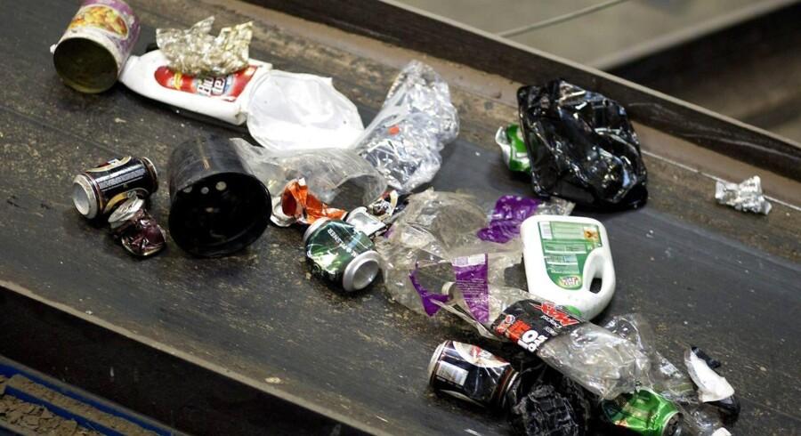 Arkivfoto: Der findes mange veje til at mindske affaldet.