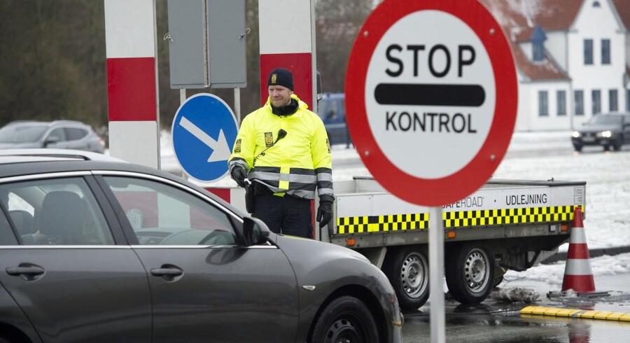 Kun 11 mennesker søgte asyl i Danmark onsdag.