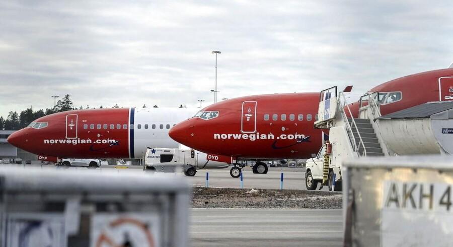 Det vil give flere udfordringer for SAS, hvis den norske Norwegian bliver opkøbt af tyske Lufthansa frem for britiske IAG, der står bag British Airways.