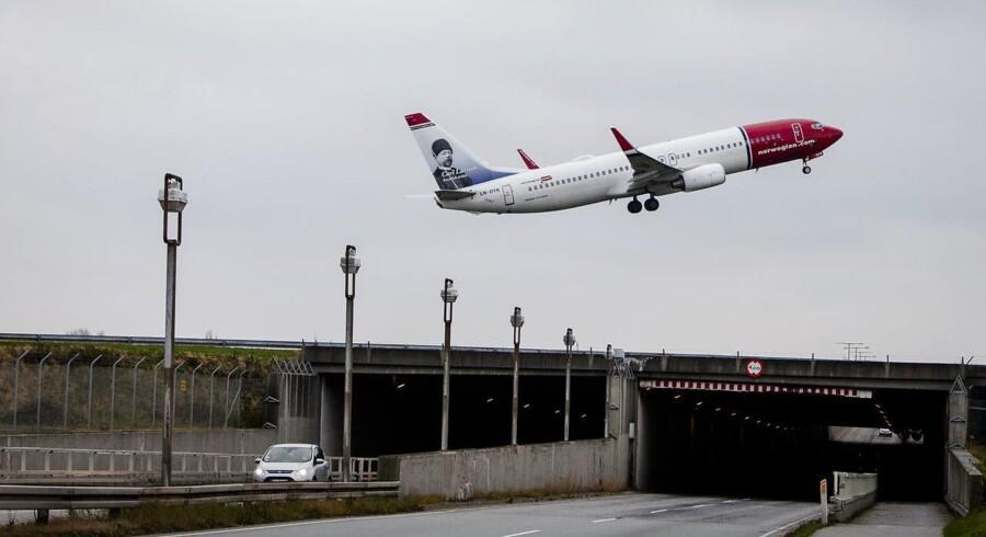 Fly letter fra Københavns Lufthavn i Kastrup, søndag den 14. december 2014.