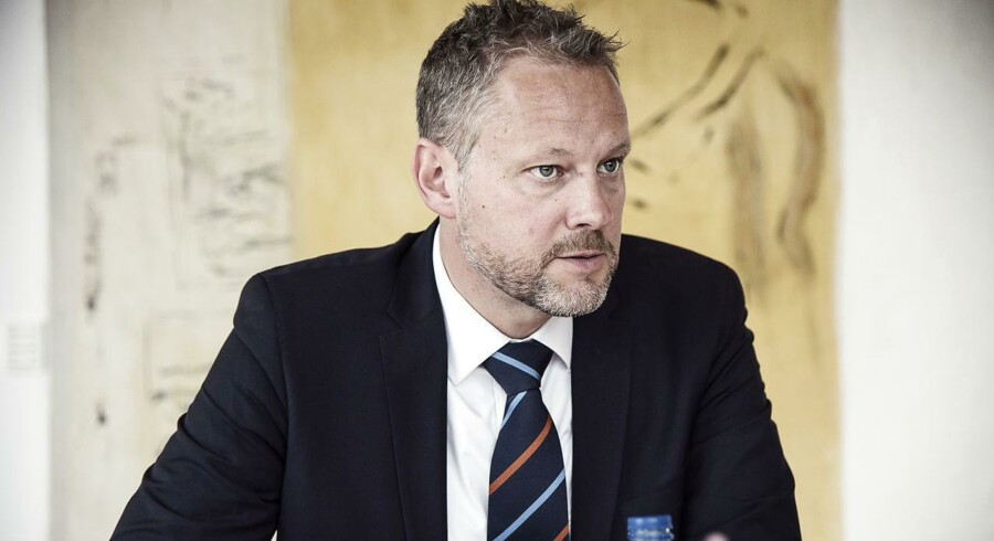 Ansættelsen af David Hellemann betyder samtidig en degradering af de nuværende rutinerede medlemmer af Nykredit.