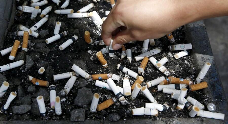 75 procent af danske hjem er røgfri.