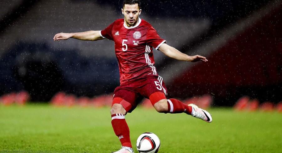 landsholdsspiller Riza Durmisi skal fra næsten sæson spille i den spanske La Liga-klub Betis Sevilla.
