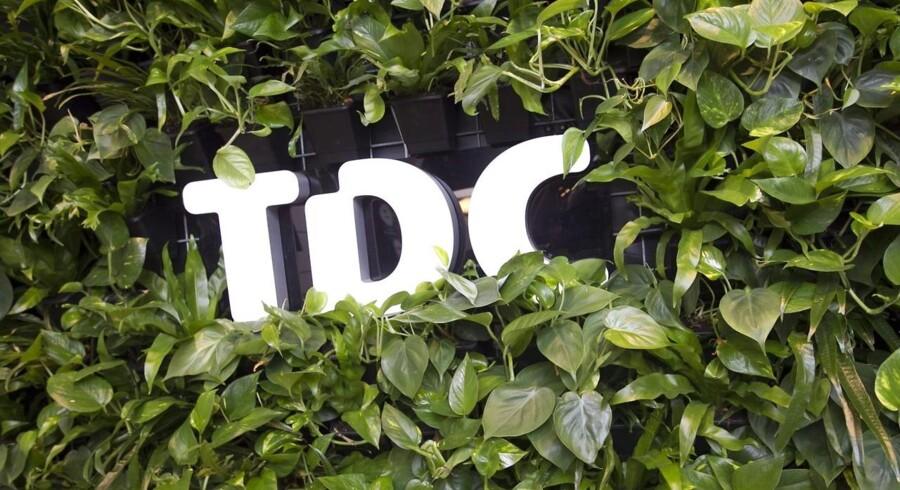 TDC har nu kun tre storaktionærer tilbage. Arkivfoto: Kim Haugaard, Scanpix