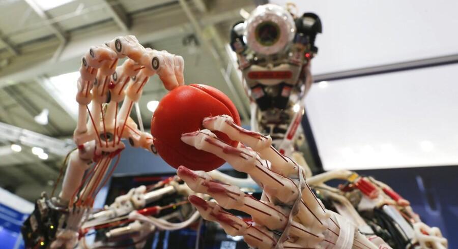 Verdens største industrimesse, Hannover Messe, løber af stablen i disse dage. Tag et kig ind i fremtiden og på dens gadgets her.