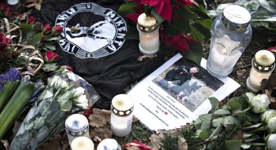 Arkivfoto: Den 27-årige mand er blevet idømt forvaringsdom for drabet på Jesper Jul d. 6. december sidste år.