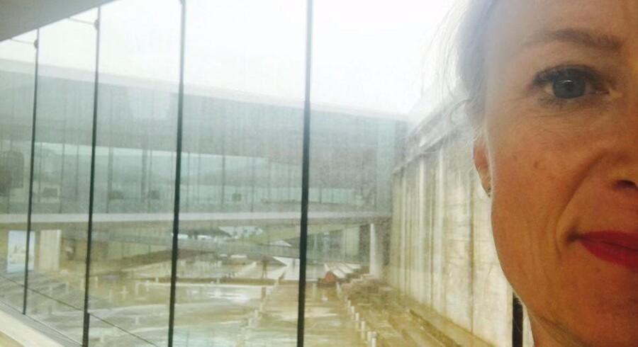 Selfie af Ulla Tofte