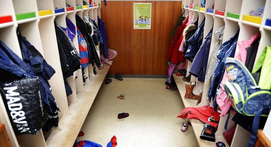 En fireårig pige blev onsdag væk fra en børnehave i Aarhus, og hun blev ifølge politiet udsat for et seksuelt overgreb, før hun kom tilbage til institutionen.