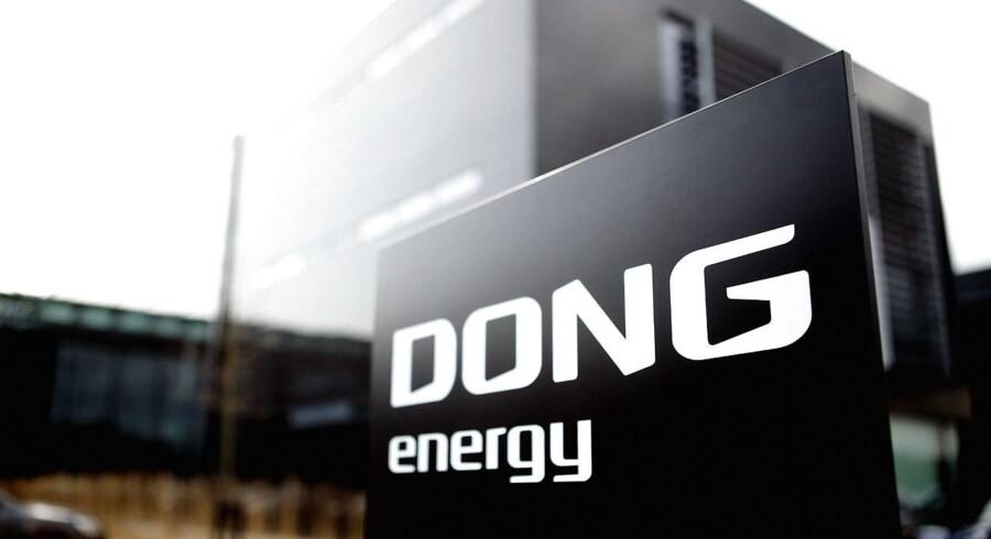 ARKIVFOTO 2012 af DONG Energy Avedøreværk uden for København