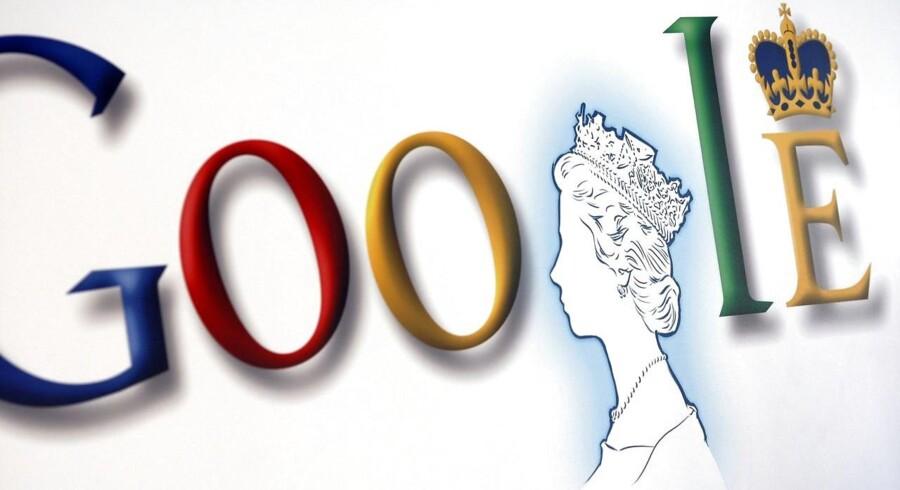 Storbritannien er et vigtigt marked for Google, der anlåes at tjene milliarder i de britiske lande.