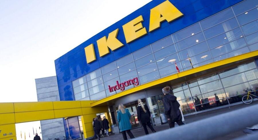 Ikea Danmark ruster op på salget af havemøbler og udstyr til soveværelset i Danmark, og udfordrer derfor til direkte duel med Jysk-koncernen.
