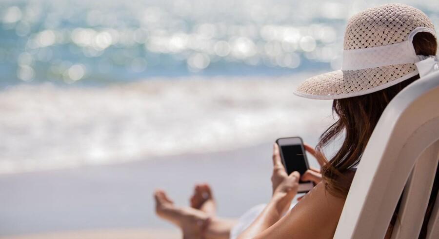 Fra i dag kan din telefon være ubrugelig på ferien på grund af nye eu-regler.